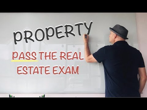 Fixtures with examples - MUST KNOW to pass the real estate exam.