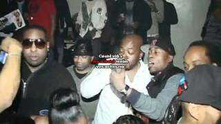 SUPA FLEX FROM AFRIQUE SOUND BDAY BASH JAN 27 2K12 FULL DVD