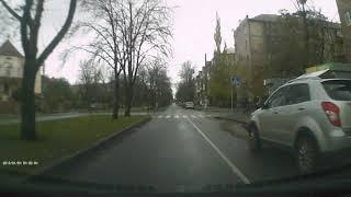 Практический урок вождения Киев