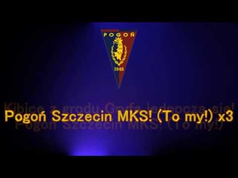 Hymn Pogoni Szczecin MKS (z tekst) / Anthem Pogoń Szczecin MKS (with lyrics)