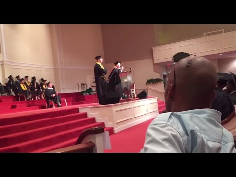 Georgia Principal Shocks Students With Racist Comments at High School Graduation