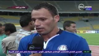 تصريح «غريب» من حسام باولو بعد الخسارة من المصري.. فيديو