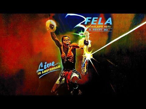 Fela Kuti - Live In Amsterdam (LP)