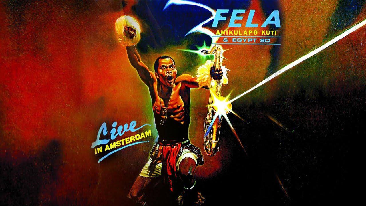 Bob Marley and Fela Anikulapo-Kuti