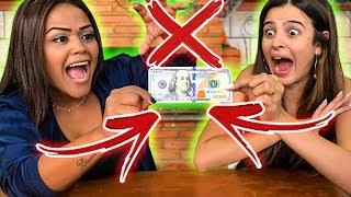 TENTE NÃO PEGAR 4 !!! (CHALLENGE)