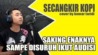Download Mp3 Secangkir Kopi Jhonny Iskandar Cover Dangdut Klasik Komar Faridi
