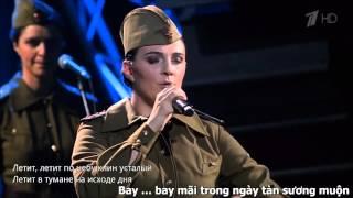 Đàn sếu (Zhuravli) - Yelena Vaenga - Vietsub