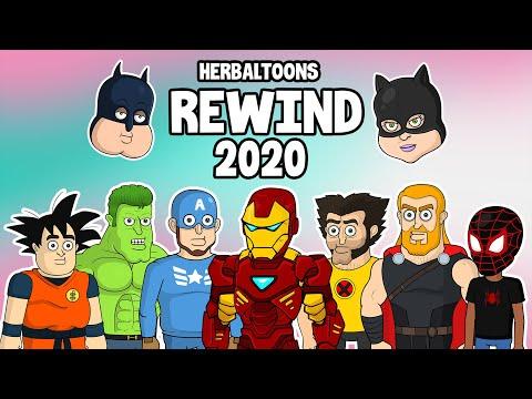 HerbalToons REWIND 2020