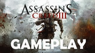 Assassin's Creed III™ - Gameplay PC Full HD