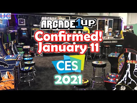 Arcade1up CES Event Now Confirmed for January 11: Will Their Success Limit Their Innovation? from Unqualified Critics
