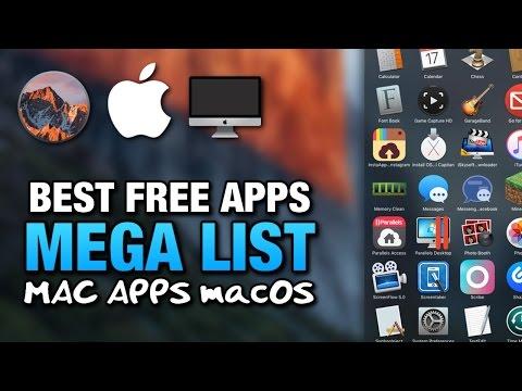 Best Free Mac Apps 2017: MEGA LIST - macOS Sierra