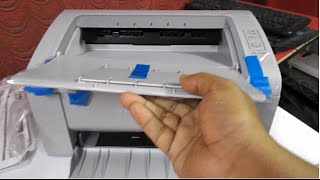 Unboxing Samsung ML-2161 Laser Printer Review
