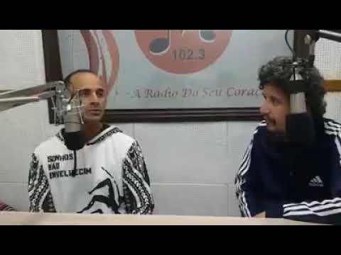 Encontro Internacional de Capoeira de Varginha - Rádio Melodia FM