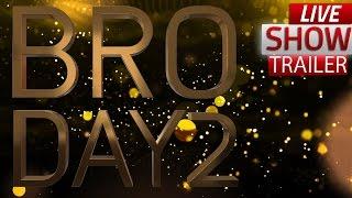 BRODAY 2 - TRAILER ● 2. GEBURTSTAG! | GROßE GALA SHOW, RTB3, FIFA 17 DEMO CUP & VIELES MEHR