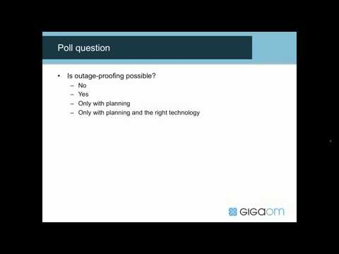 RightScale Webinar  Plan for Failure  How to Avert Disaster With a Cloud Strategy clip19