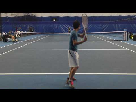 Clean Hitting - Casual Tennis 77 [HD]