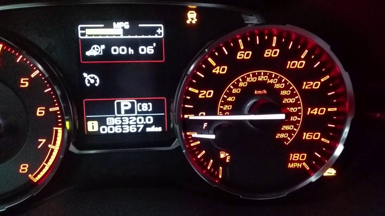 Nice 2015 Subaru WRX Check Engine Light Nice Ideas