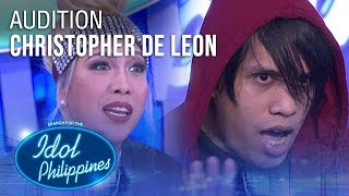 Christopher De Leon - Nadarang | Idol Philippines 2019 Auditions