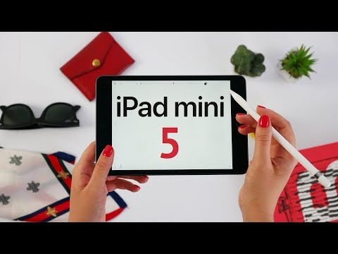 Огляд на новий iPad mini 2019/ Обзор на новый iPad mini 2019