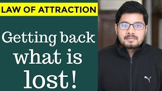 MANIFESTATION #87: EMOTIONAL Law of Attraction Success Story - Law of Attraction to Get Back Someone