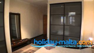 Rent a holiday, Malta Apartment in St Julians near Balluta Bay ( R027)