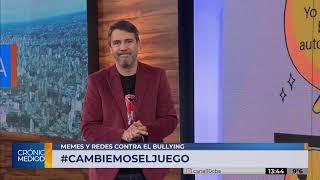 #CambiemosElJuego, memes y testimonios contra el bullying