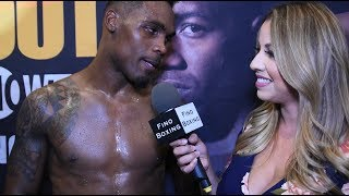 JERMELL CHARLO WARNS CANELO, I'M NOT KIRKLAND, YOUR GOING TO HAVE TO TAKE ME OUT THE RING