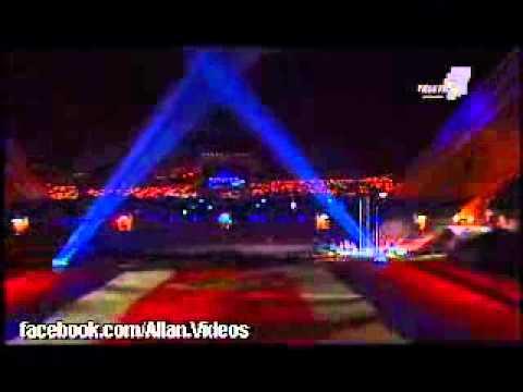 3-MAR-2013 | Inauguración Juegos Centroamericanos San José 2013 | 1/3 | TDV