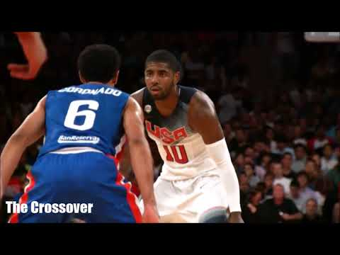 Most Killer CrossOver move Kyrie Irving 2011 to 2015