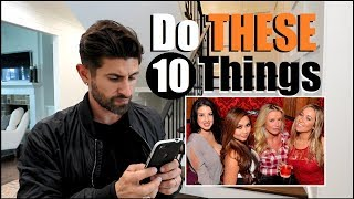10 Things EVERY Guy Should Do BEFORE Going To A BAR or CLUB! (Pre-Party Prep)