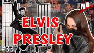 Музыкальный вектор #33 Elvis  Presley | Король рок-н-ролла!