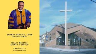 St. Albans Baptist Church, Online Service 7.26. 2020