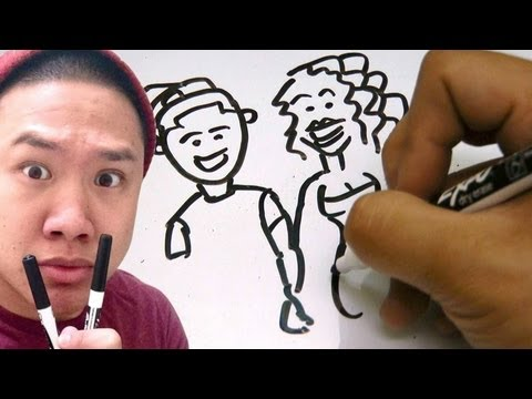 Draw My Life- Timothy DeLaGhetto - YouTube
