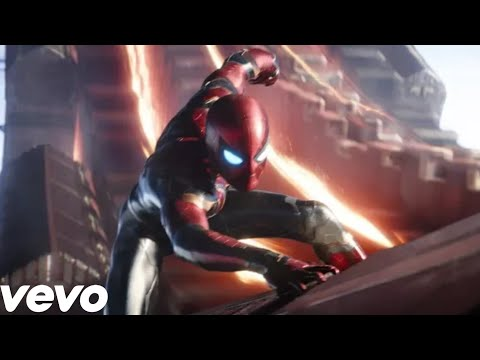 Spider-Man Homecoming - Hero - Skillet ( Road to Infinity War )