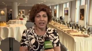 IGP Olio Sicilia : servizio ANSA sull'iniziativa al Parlamento Europeo