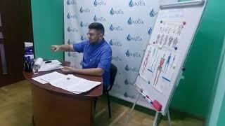 Причины боли в спине остеопат Олег Кривохат