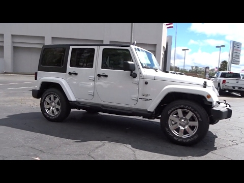 2017 Jeep Wrangler Unlimited Johns Creek, Buford, Athens, Duluth, Gainesville, GA J5950