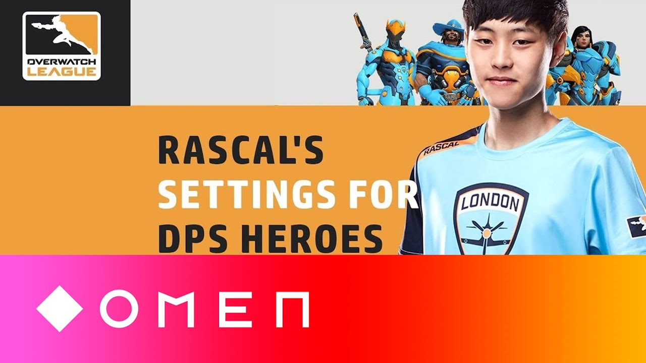 Improve Your Aim with Rascal's Settings for DPS