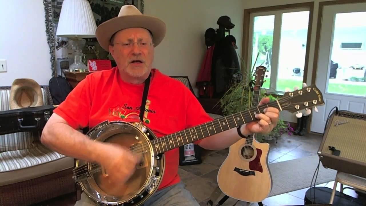 1325 - Tennessee Stud - Johnny Cash cover - chords - lyrics