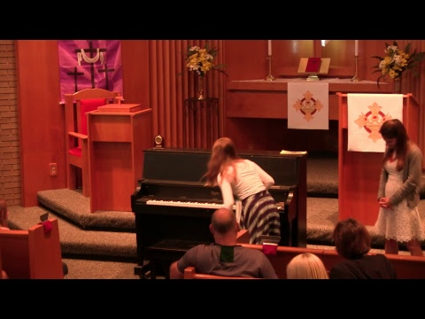 Northdale Lutheran School Piano Recital  2017