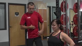 GoodLife Fitness GLPTI: Proper Lunge
