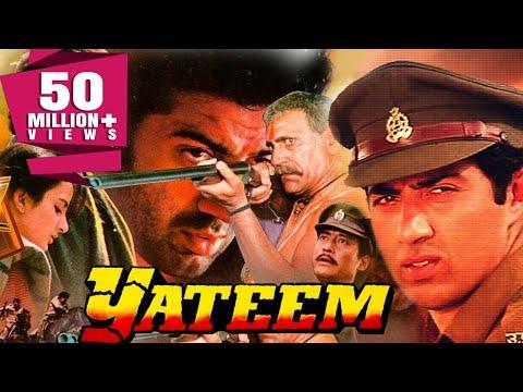 Yateem (1988) Full Hindi Movie | Sunny Deol, Farah Naaz, Danny Denzongpa