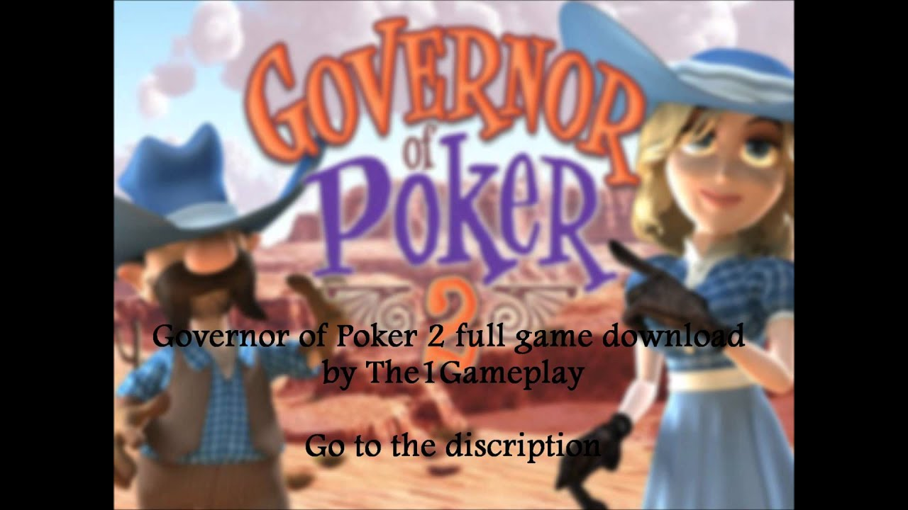 governor of poker download crack