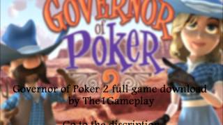 Governor of poker 2 full game download