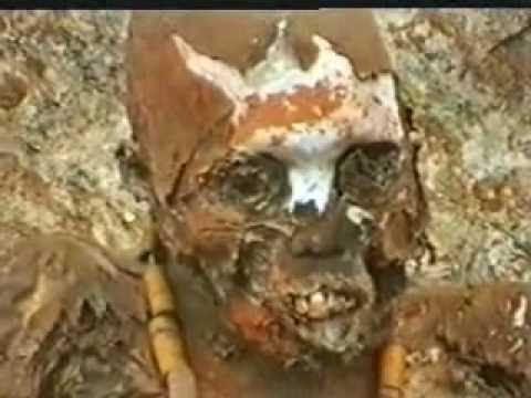 Papua New Guinea Smoked Bodies Of Aseki