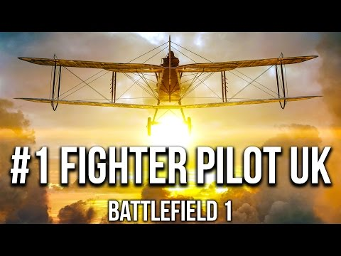 BATTLEFIELD 1 6 MAN MULTIKILLS + BOMBING PLANES | BF1 Fighter Pilot Gameplay