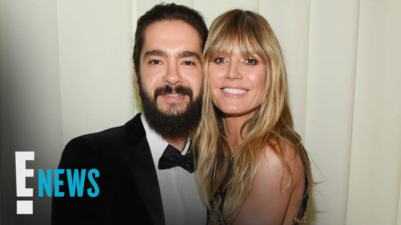Who Is Heidi Klum's Husband, Tom Kaulitz, and How Long Have They Been Together?