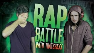 SOMEHOW WE STARTED AN AUSSIE RAP BATTLE? COD GHOSTS KNIFE ONLY GAMEPLAY