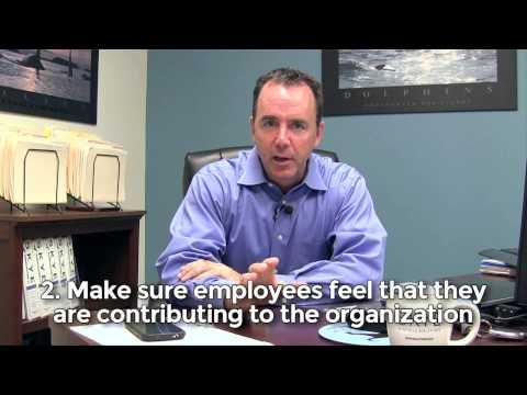 Employee Engagement - David Liddell