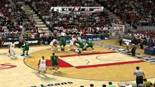 NBA 2K9: Playoffs -- Round 2 - Game 4 -- Celtics VS Cavaliers